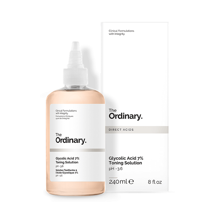 """<br> **The Ordinary Glycolic Acid 7% Toning Solution** <br> <br> The emergence of many [compromised moisture barriers](https://hellogiggles.com/beauty/skin-barrier-protection/