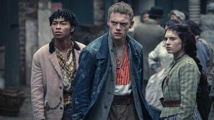 ***The Irregulars*** **(26/03/2021)**<br><br>  Ideal for fans of *Peaky Blinders*, In 19th-century London, a group of misfits works to solve supernatural crimes at the behest of Dr. Watson and his elusive partner, Sherlock Holmes.