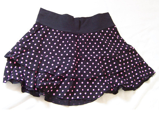 **Supré Ra-Ra Skirts**<br><br>  Who among us did not flock to Supré to buy one (slash, 10) of these? Seriously, our obsession with these tiered miniskirts knew no bounds, and we bought every colour and print we could get our year seven hands on, only to match them with a few other Supré specials—questionable slogan tees and one-shoulder tops anyone?