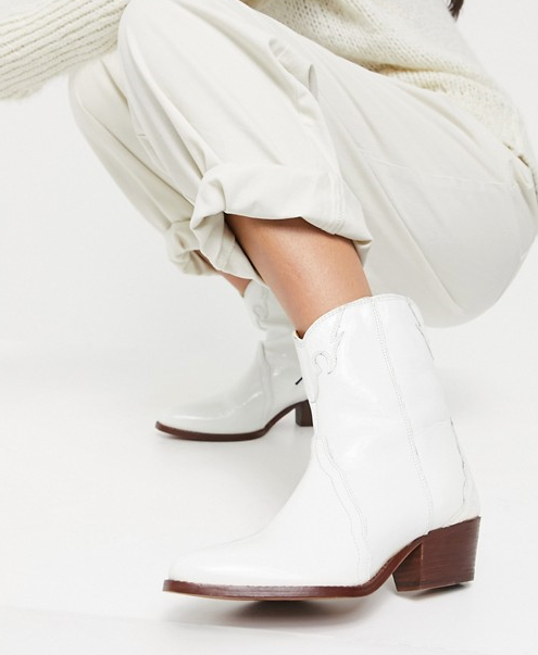 Free People New Frontier Boots, $198