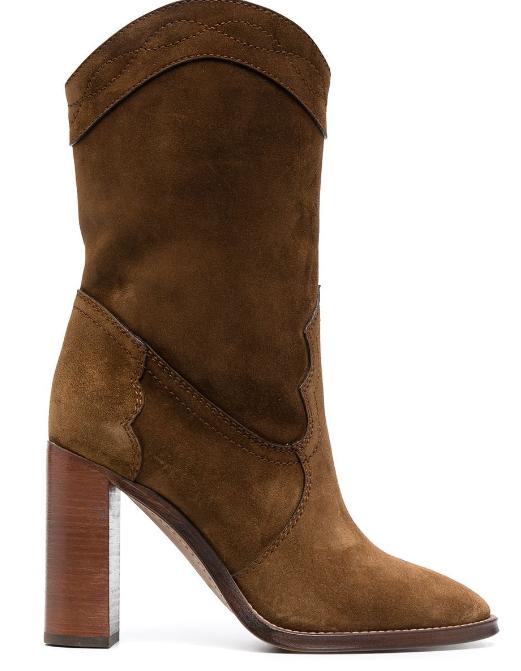 Saint Laurent Boots, $1,920