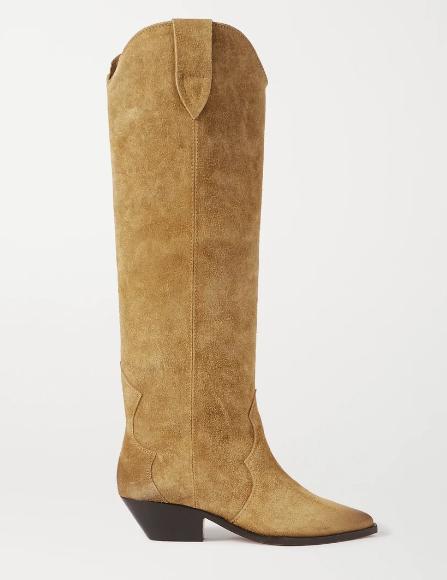 Isabel Marant Denvee Boots, $1,295