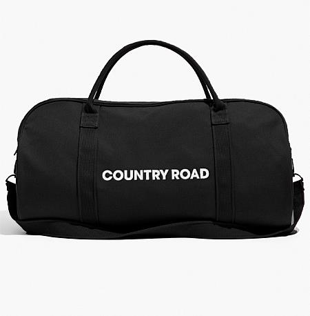 """**Country Road's Zip Canvas Tote Bag**<br><br>  There wasn't a single girl who wasn't trying to swap her school-sanctioned backpack for one of these babies. Somehow, carrying the [Country Road zip canvas logo tote](https://www.countryroad.com.au/zip-canvas-logo-tote-mbg00060-1