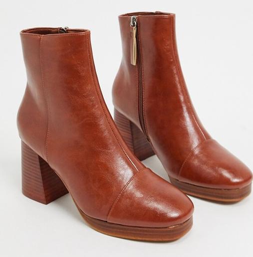 ASOS Rhona Boots, $70