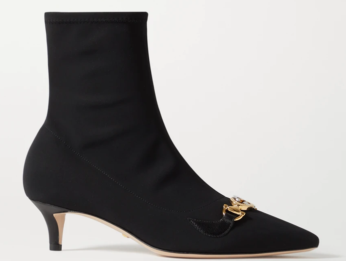 Gucci Zumi Boots, $1,370