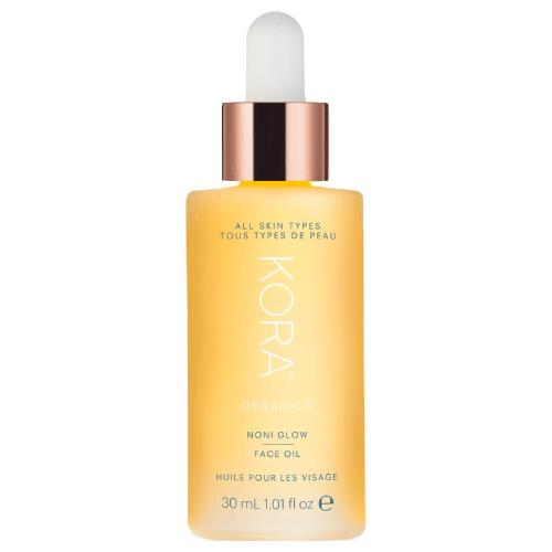 """Noni Glow Face Oil by KORA Organics, $83 at [Adore Beauty](https://fave.co/30yiZHP