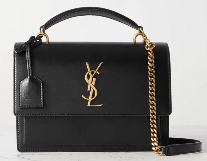 Saint Laurent Sunset Bag, $3,190