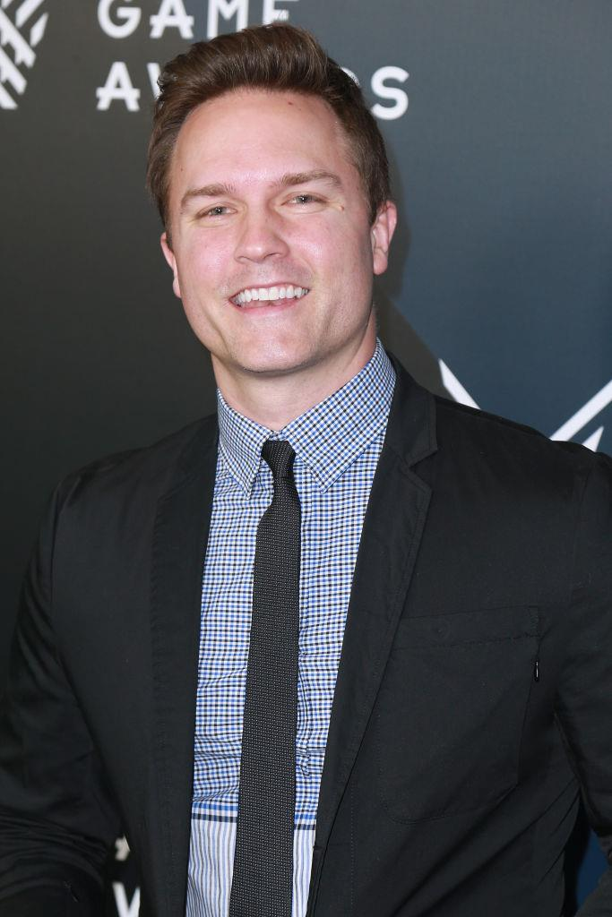 """**Scott Porter as Mayor Paul Rudolph**<br><br>  Scott Porter stars as Wellsbury Mayor Paul Randolph, also known as the town's most eligible bachelor. Aside from *Ginny & Georgia*, Porter has acted in *Lucifer* (2021), *[Why Women Kill](https://www.marieclaire.com.au/why-women-kill-tv-show