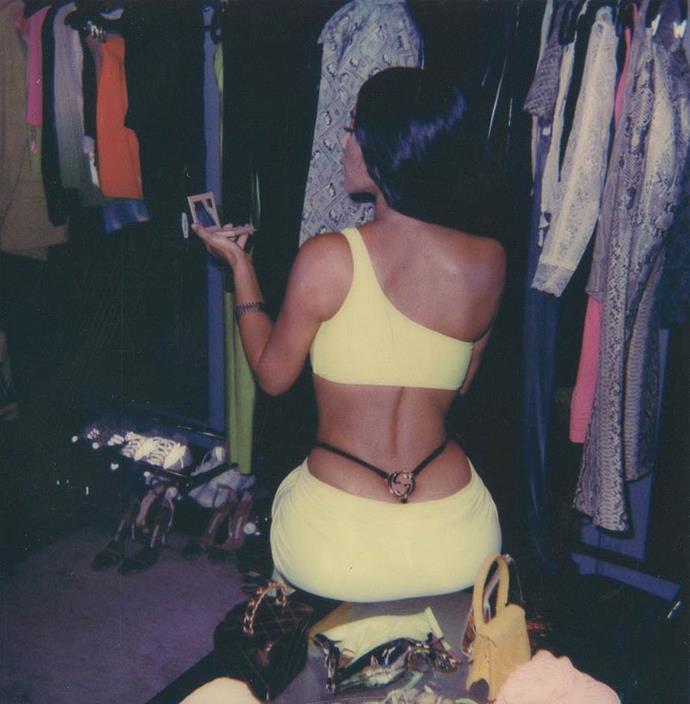 *IMAGE: Instagram @kimkardashian*