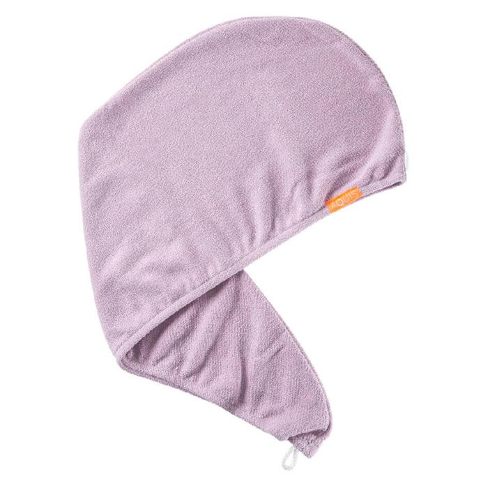 """Rapid Dry Turban by Aquis, $46 at [MECCA](https://fave.co/319tXDM