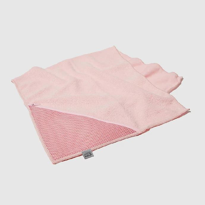 """Sweat It Out Towel by Cotton On, $9.99 at [The Iconic](https://fave.co/2PqALtW