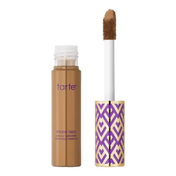 """Shape Tape Contour Concealer by Tarte, $42 at [Sephora](https://fave.co/3ccw9Rk target=""""_blank"""" rel=""""nofollow"""")."""