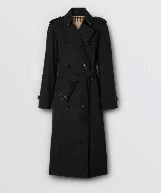 """Burberry The Long Waterloo Heritage Trench Coat, $3,090; available at [Burberry](https://au.burberry.com/the-long-waterloo-heritage-trench-coat-p80280151 target=""""_blank"""" rel=""""nofollow"""")"""