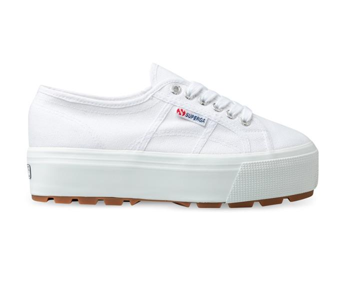 """Superga 2790 Cotw Tank, $119.95; available at [THE ICONIC](https://www.theiconic.com.au/2790-cotw-tank-women-s-1109001.html