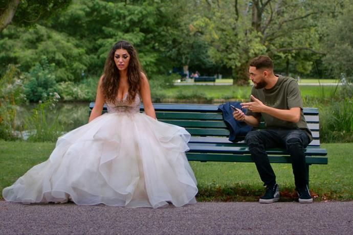***Just Say Yes*** (02/04/2021) <br><br>  Actress Yolanthe Cabau stars as Lotte in Netflix's *Just Say Yes*, a woman who's been planning her picture-perfect wedding for years, only when her groom decides to cancel the wedding at the last minute her a dream day is ruined—just as her sister gets engaged, too. If you're a sucker for a cheesy rom-com, this is for you.