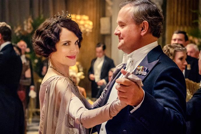 ***Downton Abbey*** (11/04/2021) <br><br>  Calling all period drama fans, the *Downton Abbey* movie official lands on Netflix this April. Prepare to revisit the Crawley family, as they are inform the royal family will be visiting... and the drama that unfolds.