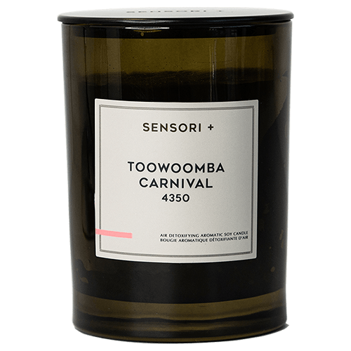 """**Toowoomba Carnival soy candle by SENSORI+, $59 at [Adore Beauty](https://www.adorebeauty.com.au/sensori/sensori-air-detoxifying-aromatic-soy-candle-toowoomba-carnival-4350-260g.html