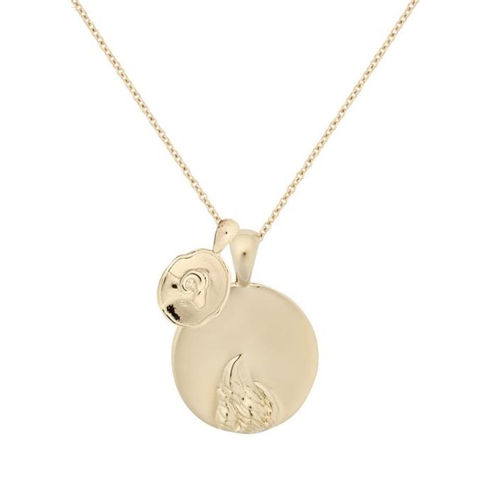 """Fire x Aries Necklace, $178 at [YCL Jewels](https://www.ycljewels.com/collections/necklaces-1/products/copy-of-water-x-pisces-necklace