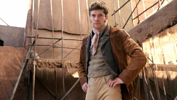 **Leo Suter as Young Stringer** <br><br> Leo Suter stars as Young Stringer, one of the *Sanditon* locals working for Tom Parker, who has bigger dreams than the cards he's been dealt. He quickly strikes up a friendship with Charlotte, who encourages his dreams to be an architect. Idealistic and kind, he fights for what's fair, even when it's not easy. <br><br> The 27-year-old isn't one to shy away from a period drama, having previously starred in *Beecham House* and *Victoria*, as well as a role in Disney's *Maleficent*.