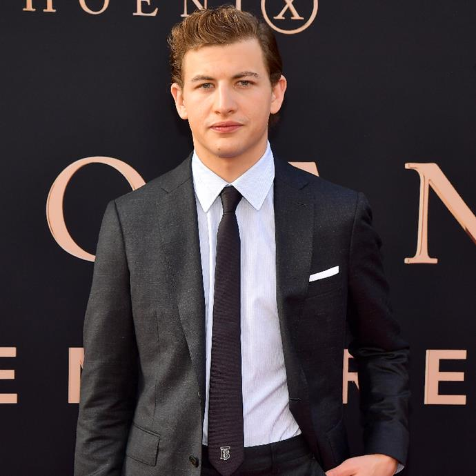 """**Tye Sheridan as Christopher** <br><br> *Instagram: [@itstyesheridan](https://www.instagram.com/itstyesheridan/?hl=en