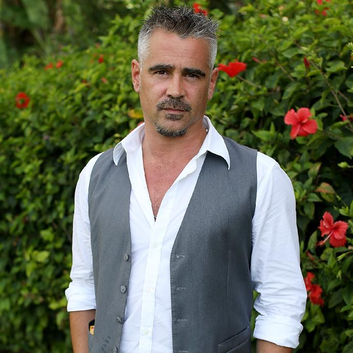 **Colin Farrell as Richard Alling** <br><br> Colin Farrell plays Richard Alling, who opts to accompany the children on the mission, volunteering himself in both a bid to accelerate the program and live out his days amongst the very people he has dedicated his life. The 44-yeard-old Irish actor has notably starred in films like *In Bruges*, *Alexander* and *Fantastic Beasts*.