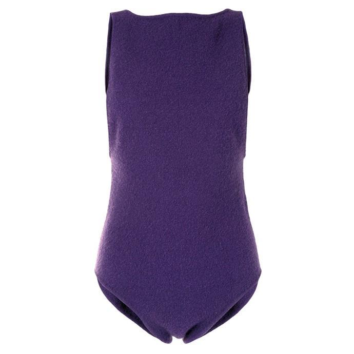 """Boucle knit bodysuit by LAPOINTE, $1113 at [Farfetch](https://fave.co/2Rai8LN target=""""_blank"""" rel=""""nofollow"""")."""