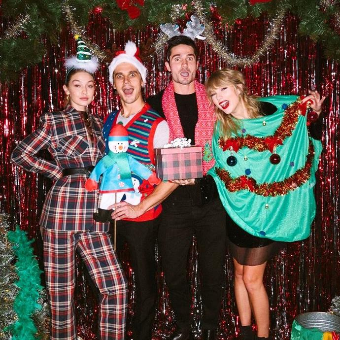 """They also attended Taylor Swift's 30th birthday party together in December 2019.<br><br>  *Image: [@antoni](https://www.instagram.com/p/B6DzdXEHxLt/?