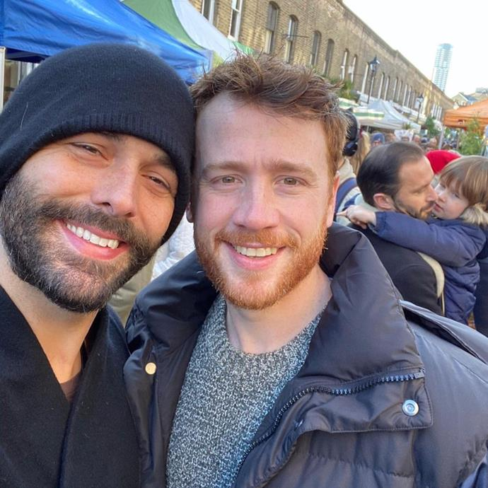 """British-born, U.S.-based Peacock, whose Instagram handle is @marklondon, shared a heartfelt post about his relationship with Van Ness on the first day of 2021, writing:<br><br>  """"2020 brought on more changes than I've ever been a part of before. I left London and moved across the Atlantic, got dressed up for numerous seriously hilarious zoom quizzes, re-discovered a love for gardening, learn to drive on the left, got married to my soulmate and one true love @jvn and adopted a little Jack Russell called Pablo and entered a family with 4 amazing cats.""""<br><br>  He continued: """"2020 brought so much pain and sorrow for folks that's in so many ways heartbreaking to see but I sure do hope some of the love I've found this year can make its way into the world in 2021, 2020 might almost be over but it sure won't be be forgotten. 2021, I'm ready for you. Hope you're staying safe & healthy out there.""""<br><br>  *Image: [@marklondon](https://www.instagram.com/p/CJexMjDl-Ks/