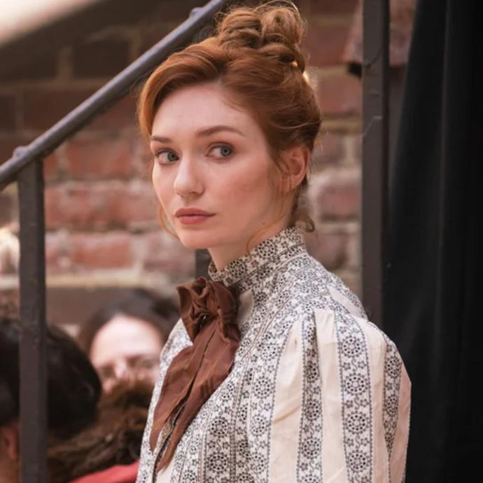 **Eleanor Tomlinson as Mary Brighton** <br><br> Played by Eleanor Tomlinson, Mary is the show's sweet soul who has been gifted with a superpowered singing voice, that can only be heard by other touched individuals. <br><br> The English actress has previously starred in *Jack the Giant Slayer*, *The White Princess* and *Angus, Thongs And Perfect Snogging*.