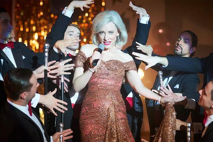 Cate Blanchett as Jan Hamilton.