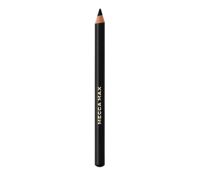 """**Eye Max Eyeliner Pencil in Blackest Black by Mecca Max, $14 at [MECCA](https://www.mecca.com.au/mecca-max/eye-max-eyeliner-pencil-blackest-black/I-026786.html