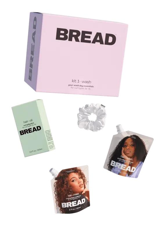 """Kit 1-Wash, $74 at [Bread Beauty Supply](https://fave.co/3arAbnH