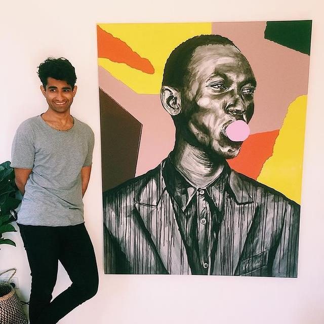 """**Sid Pattni** <br><br> *Instagram: [@sidpattni](https://www.instagram.com/sidpattni/ target=""""_blank"""" rel=""""nofollow"""")* <br><br> A 34-year-old artist from Perth, Sid is an Indian-Australian creative genius who was born in London, raised in Kenya and spent his teenage years in Perth, where he now works as a high school art teacher. A self-taught professional visual artist, Sid was a finalist in The Lester Prize for portraiture in 2020 and has had his work exhibited at The Art Gallery of Western Australia. He also has an impressive career as a multi-instrumentalist and music producer, releasing his own material and working with the likes of Meg Mac, Kimbra, M-Phazes and John Legend.  <br><br> In the house, Sid intends on playing smart, however, he will come undone when faced with loud, brash housemates who have a lack of self-awareness."""