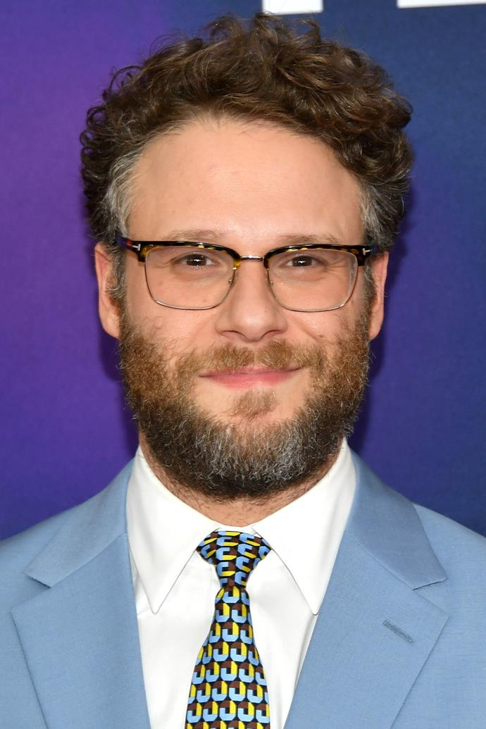 "**Seth Rogen**<br><br>  Preeminent stoner and stoner filmmaker Seth Rogen is open about his weed use. Back in 2011 he explained to *[MTV News](http://www.mtv.com/news/1671806/seth-rogen-50-50-weed/|target=""_blank""