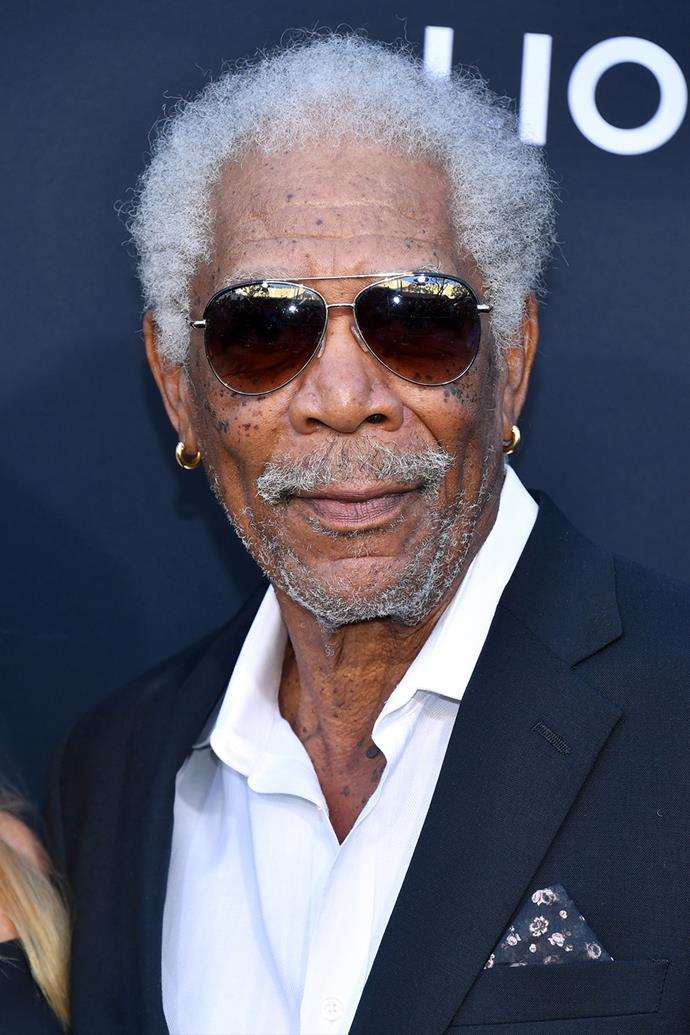 "**Morgan Freeman**<br><br>  Another staunch advocate for marijuana legalisation is Morgan Freeman, who told *[Daily Beast](https://www.thedailybeast.com/morgan-freeman-shoots-straight-on-legalizing-marijuana-and-his-escape-from-new-york|target=""_blank""