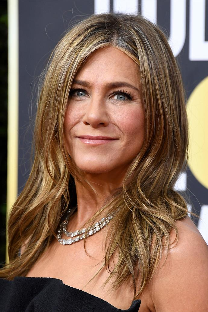 "**Jennifer Aniston**<br><br>  The beloved *Friends* actress Jennifer Aniston has not only addressed her weed-smoking, she's also given advice to a first-time smoker. Like others, she's amused by the salacious treatment that celebrity weed use sometimes gets. <br><br>  ""You see something like that—me and my husband, 'hooked on drugs.' Then you read the story, and it says you smoke pot,"" she shared in an interview with *[Rolling Stone](http://www.rollingstone.com/tv/features/jennifer-aniston-20010927