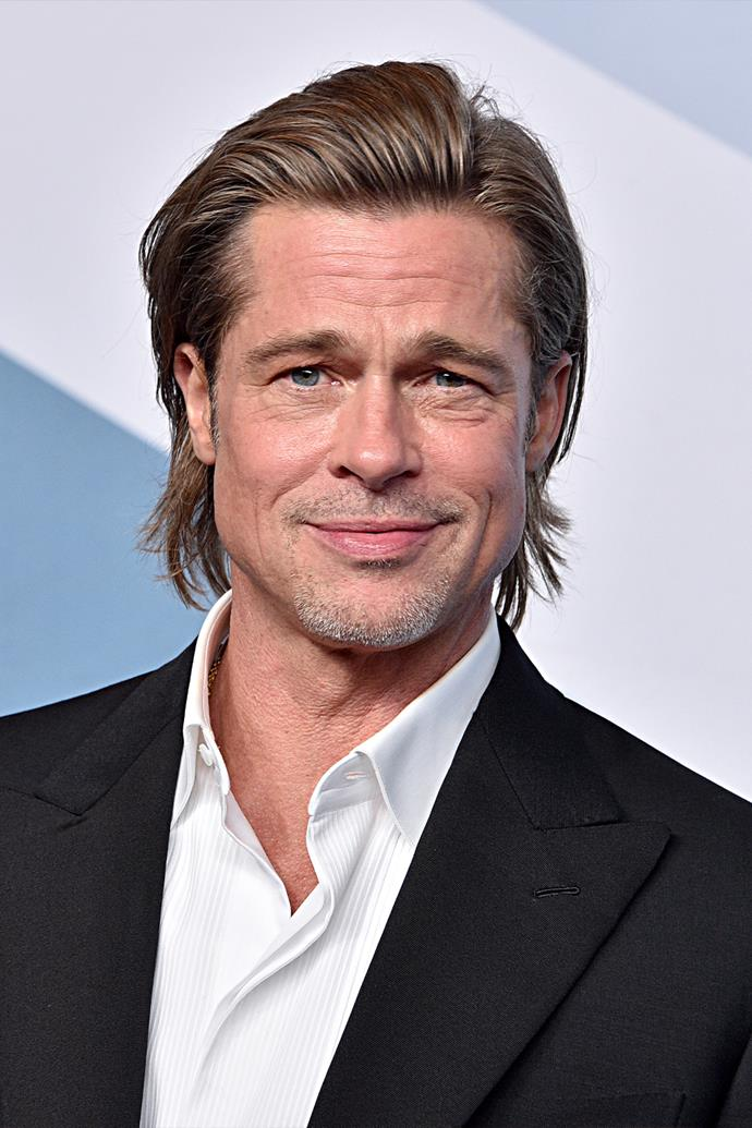 "**Brad Pitt**<br><br>  Brad Pitt's weed use is something of legend. So much so that [anecdotes about his smoking](https://www.vulture.com/2016/09/brad-pitts-battle-with-marijuana-a-history.html|target=""_blank""
