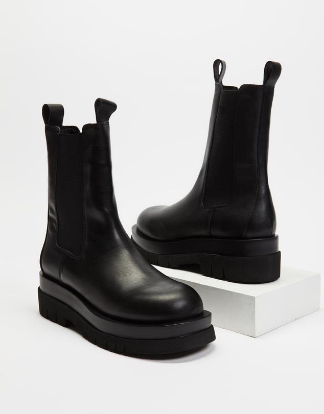 """Chunky Leather Chelsea Boots, $199; at [THE ICONIC](https://www.theiconic.com.au/chunky-leather-chelsea-boots-1166009.html target=""""_blank"""" rel=""""nofollow"""")"""