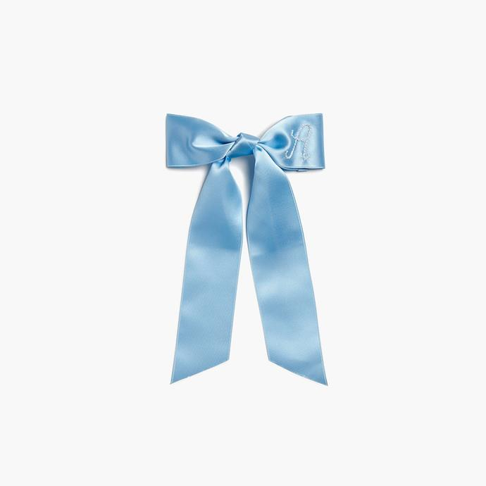 """The Bridal Belle Bow, $64 at [Hill House Home](https://fave.co/2R0KBnF target=""""_blank"""" rel=""""nofollow"""")."""