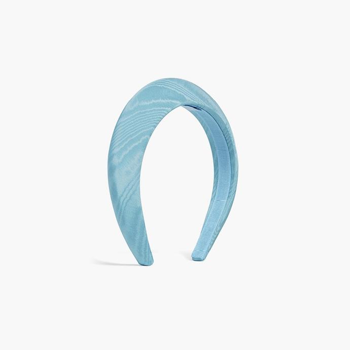 """The Halo Headband, $96 at [Hill House Home](https://fave.co/2RyFYRP target=""""_blank"""" rel=""""nofollow"""")."""