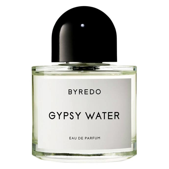 """<strong>For The Contemporary Wedding:</strong> <br><br>Into bohemian scents? Try this fresh, woody/citrus blend for size.<br><br>Gypsy Water EDP, $337, <a href=""""https://www.mecca.com.au/byredo/gypsy-water-edp/V-008253.html?cgpath=fragrance"""">Byredo </a>"""