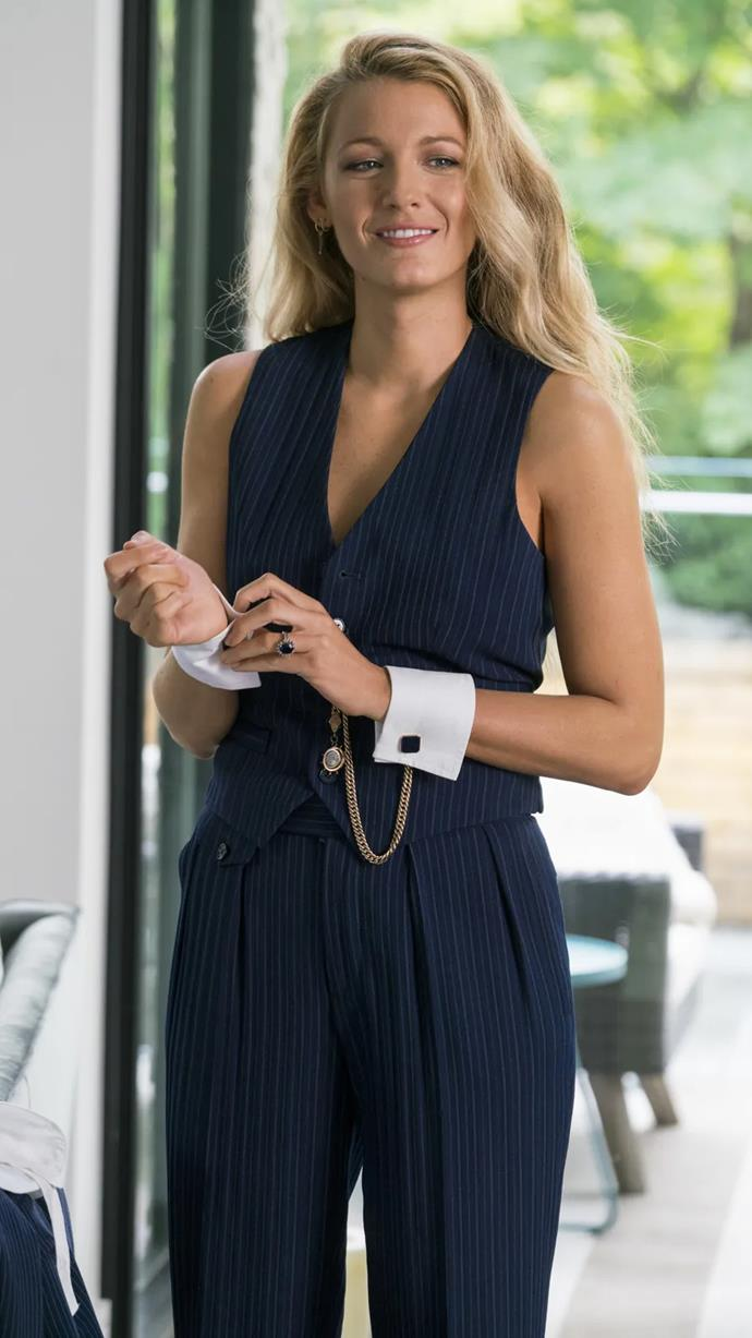 Blake Lively in *A Simple Favor.*