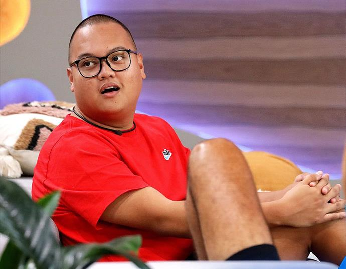 """**Gabe Criste** <br><br> Gabe Criste, the intruder who beat Charlotte to stay in the house, actually decided to leave the show anyway. The 27-year-old foodie called Big Brother for an emergency meeting after realising he wasn't coping well. <br><br> """"I'm mentally, emotionally and physically struggling in here,"""" Criste explained. """"I find it hard finding my voice in this house. There's a lot of big personalities."""" Big Brother ultimately let him leave."""