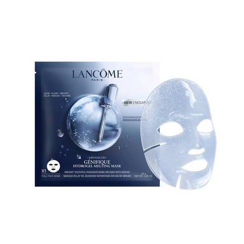 "Advanced Génifique Hydro Gel Melting Mask, $30 at [Lancôme](https://www.lancome.com.au/skincare/range/genifique/advanced-genifique-hydrogel-melting-mask/A00903-LAC.html|target=""_blank""|rel=""nofollow"")."