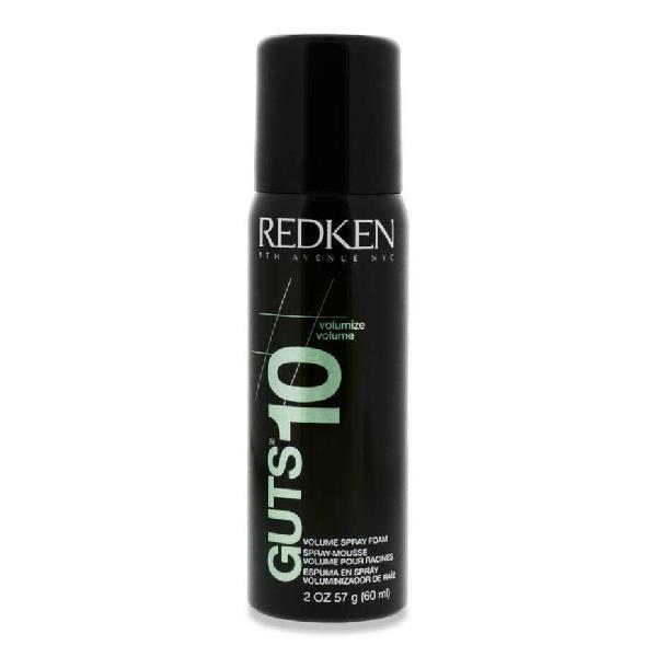 "Guts 10 Volume Foam Mousse by Redken, $38 at [Adore Beauty](https://www.adorebeauty.com.au/redken/redken-guts-10.html|target=""_blank""|rel=""nofollow"")."