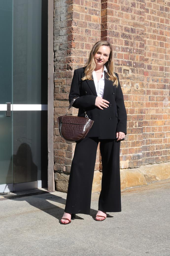 Day 1: Lucy Cocoran, Lifestyle Editor