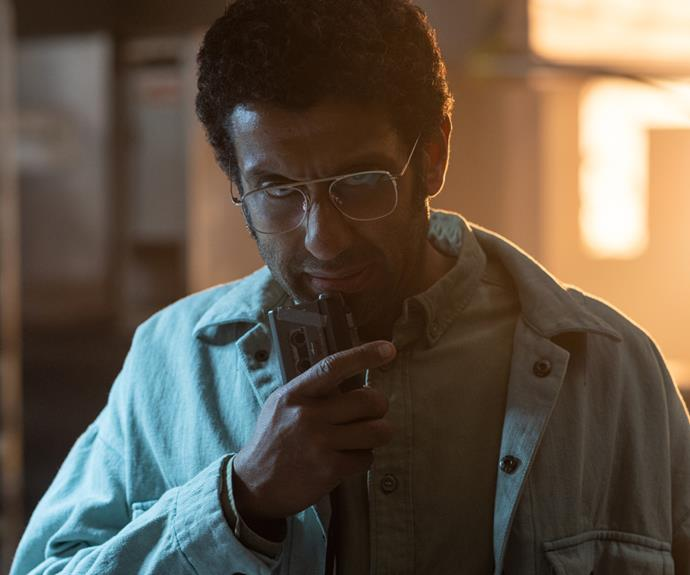 """**Adeel Akhtar as Dr Aditya Singh** <br><br>  Portraying *Sweet Tooth's* Dr Aditya Singh, British actor Adeel Akhtar's character is searching desperately to find the cure for the Adeel Akhtar, also known as """"the sick"""", which has wiped out most of humanity.  <br><br> You've no doubt seen Akhtar's performances before, with the British actor taking home a British Academy Television Award for Best Actor in 2017 for his role in *Murdered by My Father*, as well as for Best Supporting Actor for *Utopia.* Apart from countless other notable roles, the actor took part in American rom-com *The Big Sick*, playing the role of the protagonist's brother, Naveed."""