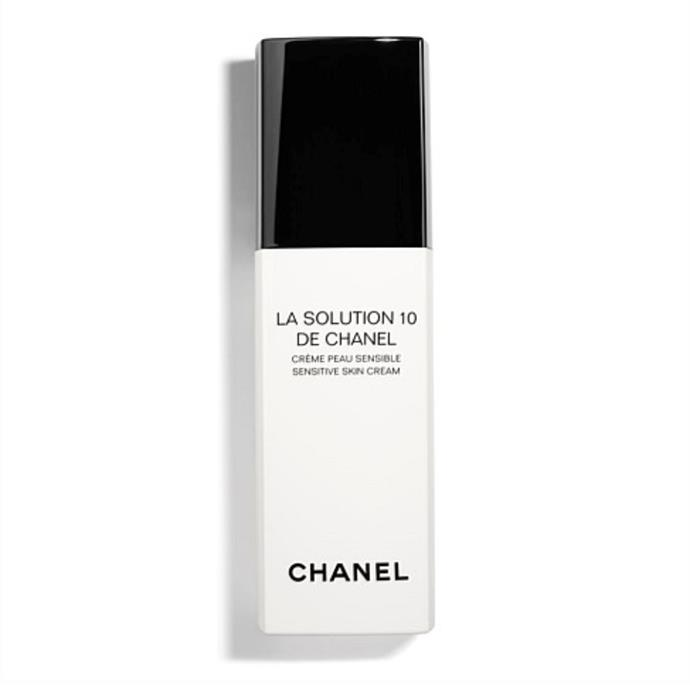 """**The Facial Moisturiser** <br><br> All skin-types can become sensitive in the winter. So, Chanel developed this moisturiser to soothe, de-stress and hydrate delicate skin.  <br><br> La Solution 10 De Chanel Sensitive Skin Cream by CHANEL, $176, at [David Jones](https://fave.co/357SrPH target=""""_blank"""")."""