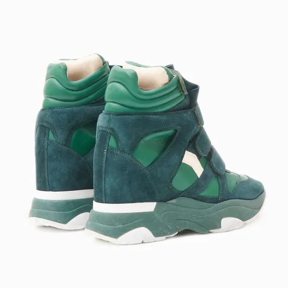 The New Isabel Marant 'Balskee' Wedge Sneaker.