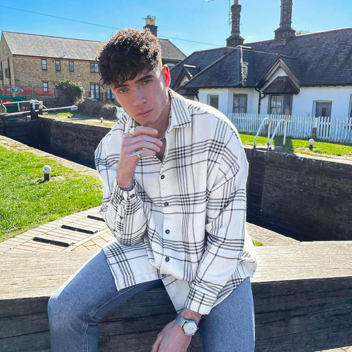 """**Cam Holmes** <br> *Instagram: [@camholmess](https://www.instagram.com/camholmess/ target=""""_blank"""" rel=""""nofollow"""")* <br><br> A 24-year-old model and personal trainer, Cam Holmes hails from Newport, South Wales. He's a self-confessed nerd and fan of Lord Of The Rings, and admits to having commitment issues with women."""